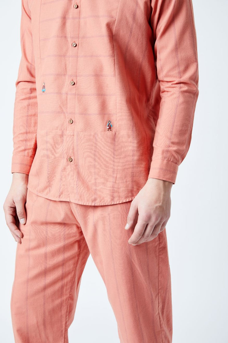 Wiley Stripe Shirt