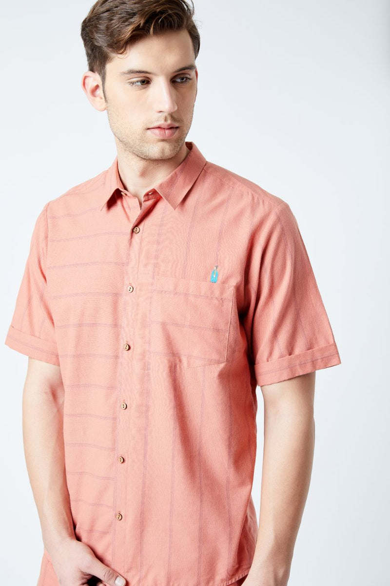 Moose Peach Shirt