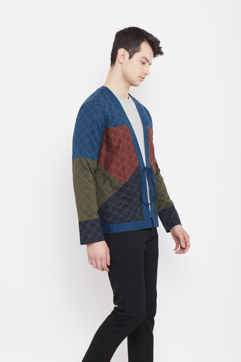 Cyril Tie-up Jacket
