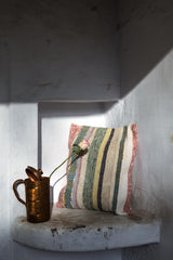 Pastel cushion cover
