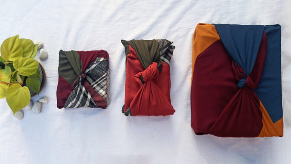 Reusable Furoshiki Fabric