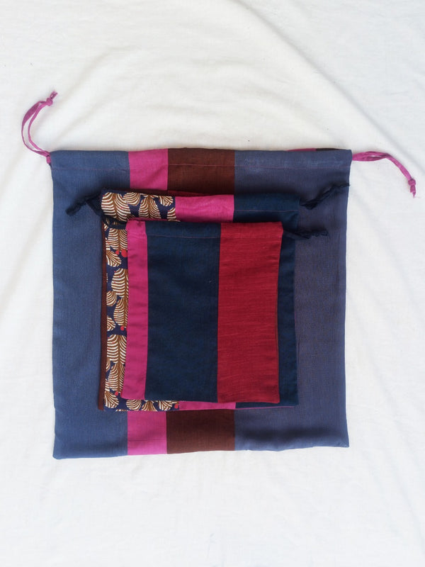 Reusable Furoshiki Pouches