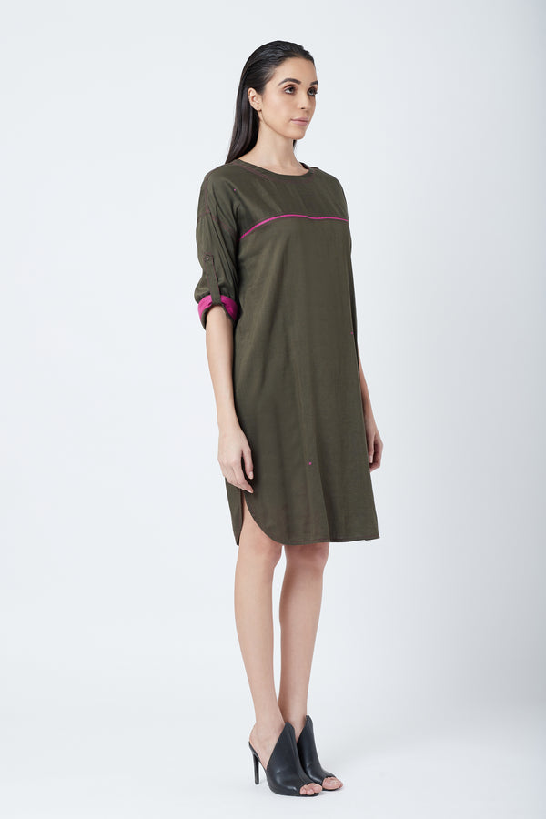 Amy Green Tunic