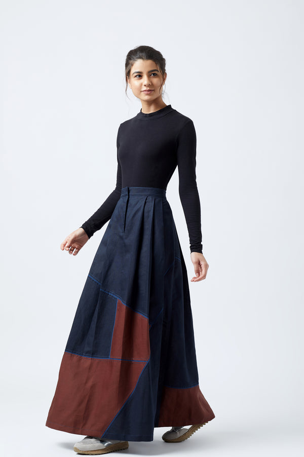 Irene Pleated Skirt