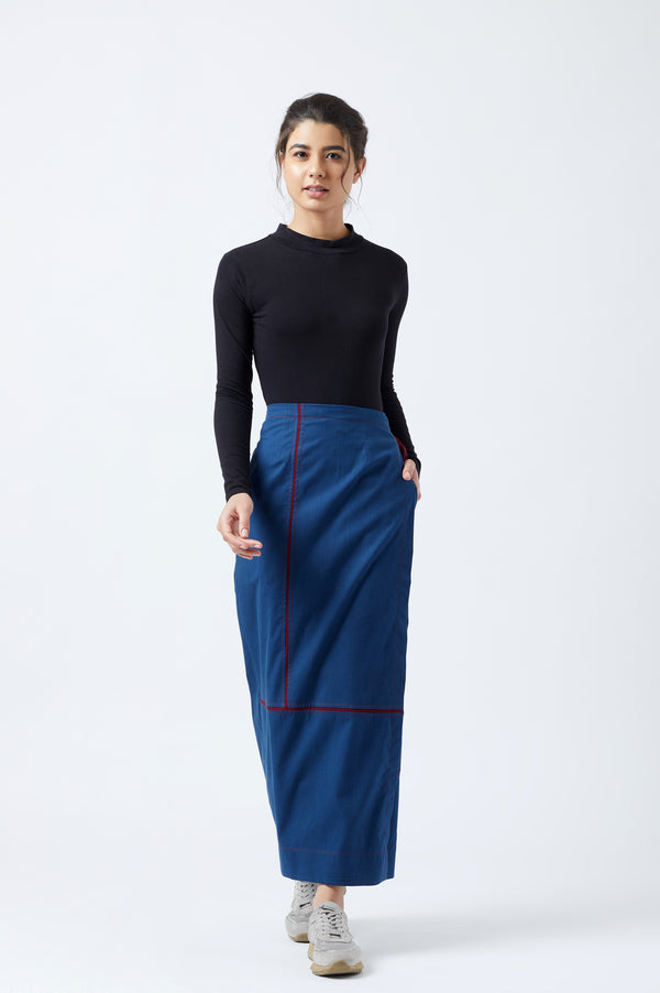 Elaine Wrap Skirt