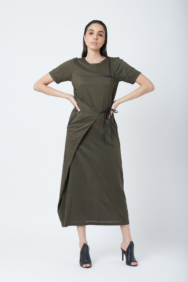 Yuki Wrap Dress
