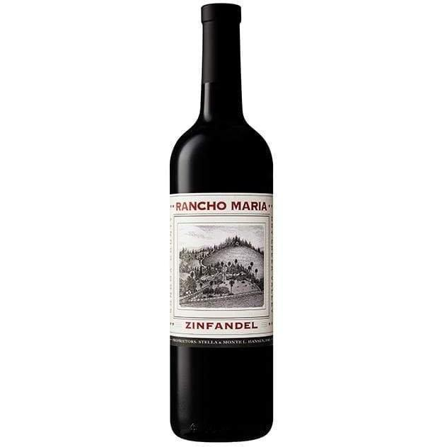 2016 Estate Zinfandel RanchoMariaWines