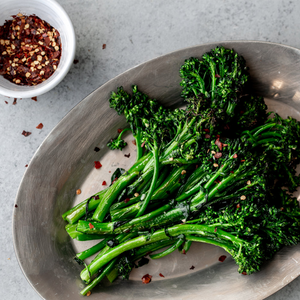 Broccolini, Garlic & Chili Flakes