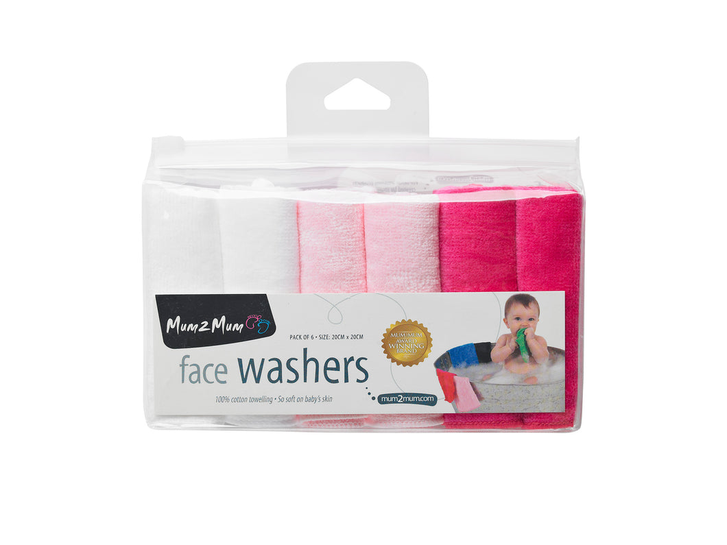 Face Washers