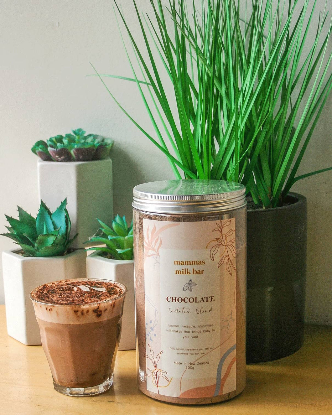 Chocolate Lactation Blend
