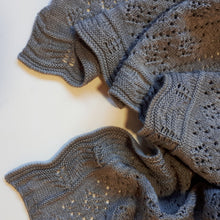 Load image into Gallery viewer, Merino Lace Blanket