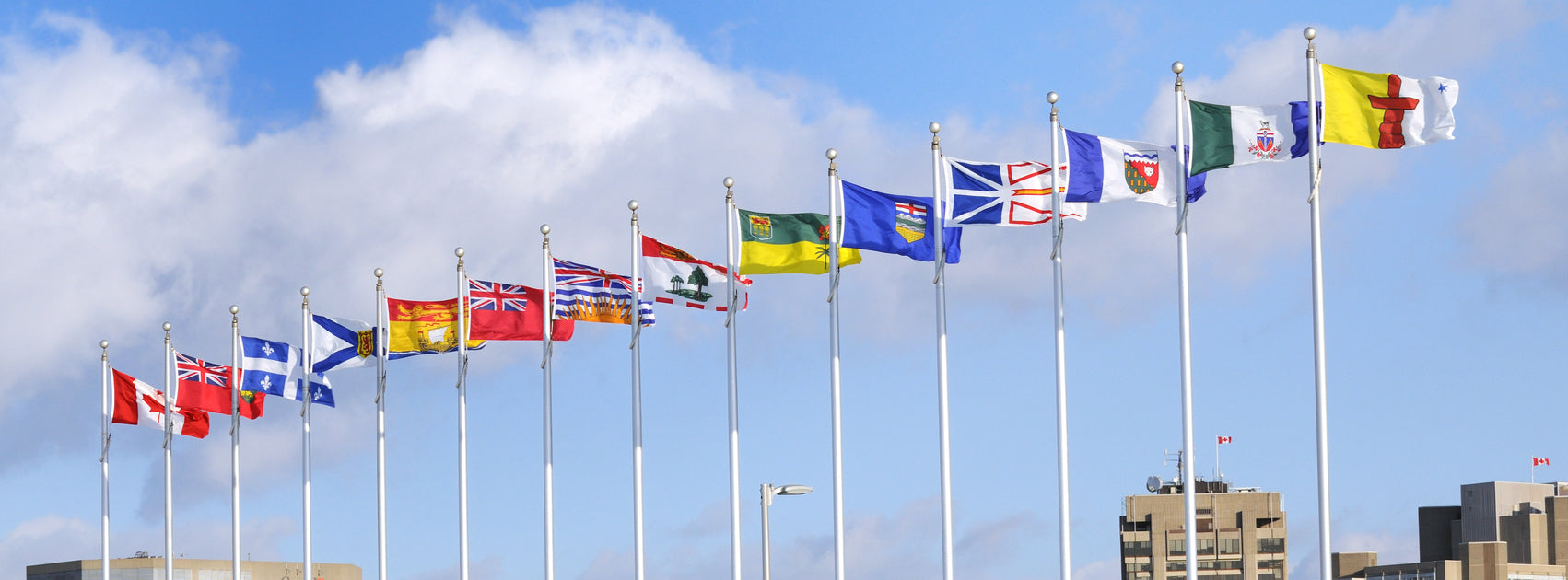 province flags