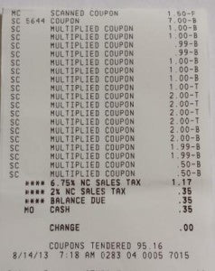 refund of sales taxes