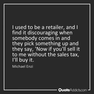sales tax quote