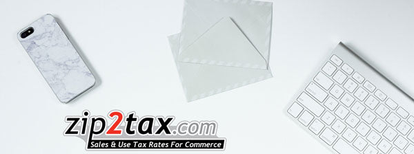 sales tax rates changes per state