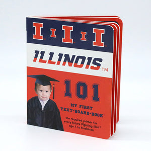 Illinois 101 board book