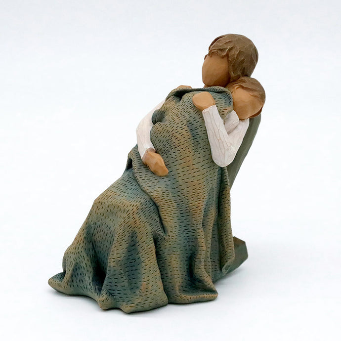 Willow Tree Figurine - The Quilt