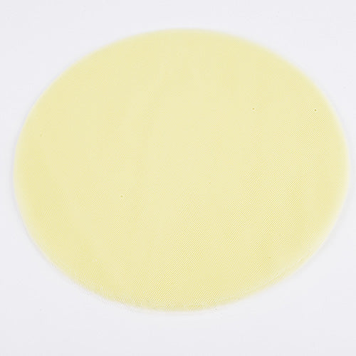9 inch Baby Maize Premium Tulle Circle