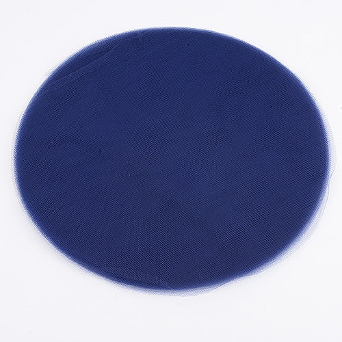 9 inch Navy Blue Premium Tulle Circle