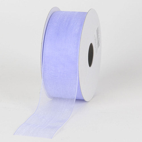 1-1/2 inch Iris Sheer Organza Ribbon