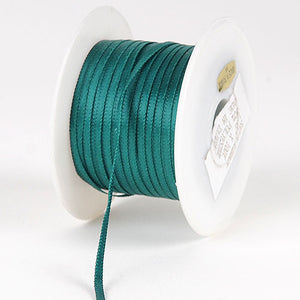 Jade Satin Ribbon - (W: 1/16 inch | L: 100 Yards)