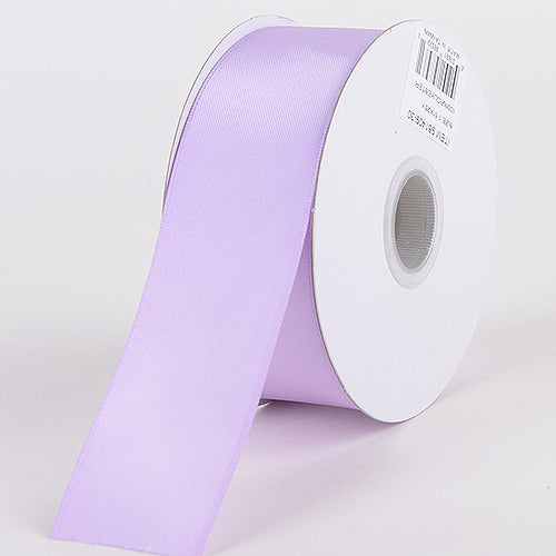 Lavender - Satin Ribbon Double Face - ( W: 1-1/2 Inch | L: 25 Yards )