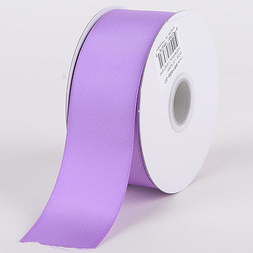 1-1/2 inch Orchid Satin Ribbon Double Face