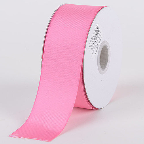 Hot Pink - Satin Ribbon Double Face - ( W: 1-1/2 Inch | L: 25 Yards )