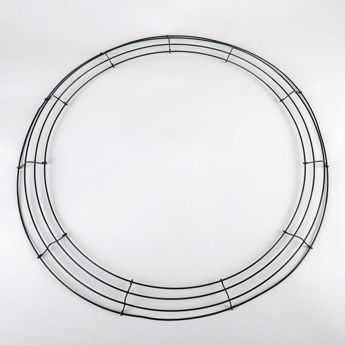 24 Inch Wreath Wire Frames - Bundle of 10pcs