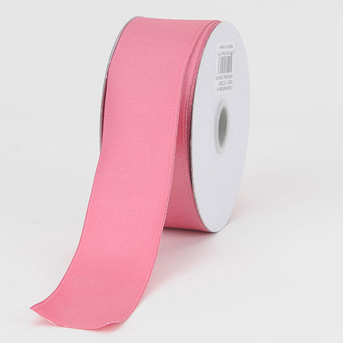 1-1/2 inch Colonial Satin Ribbon Wired Edge