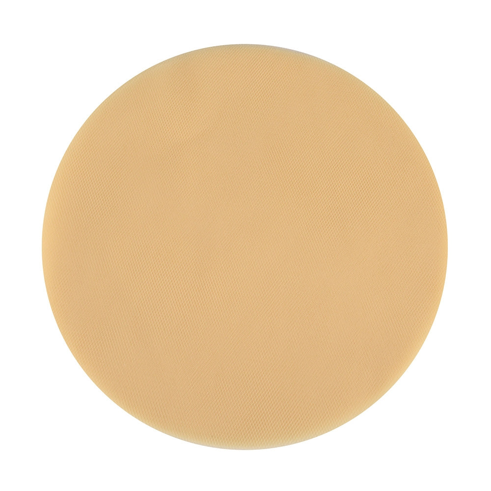 9 inch Light Gold Premium Tulle Circle