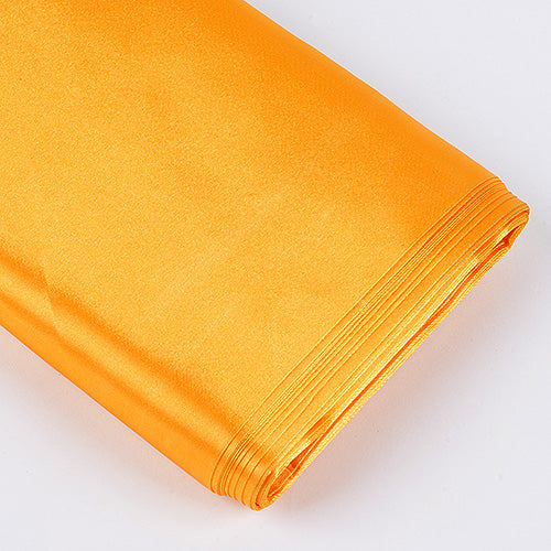 60 inch Light Gold Premium Satin Fabric
