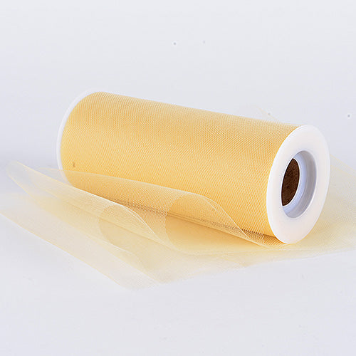 18 inch Gold Premium Polyester Tulle Fabric