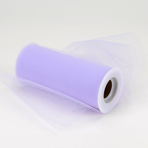 12 inch Lavender Premium Polyester Tulle Fabric