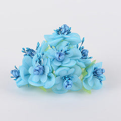 Organza Mini Flowers (8x12)