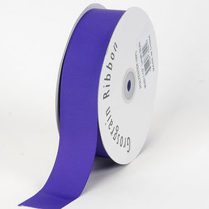 5/8 inch Purple Haze Grosgrain Ribbon Solid Color