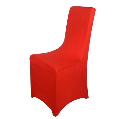 Spandex Banquet Chair Cover Red Wholesale Chair Covers