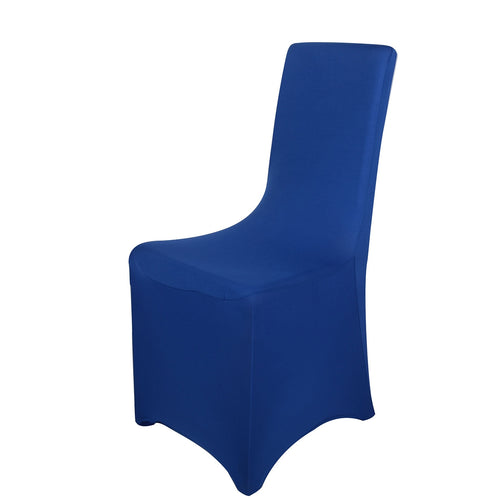 Spandex Banquet Chair Cover Royal Blue Wholesale Chair Covers