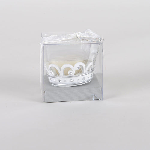 Princess Crown Candle