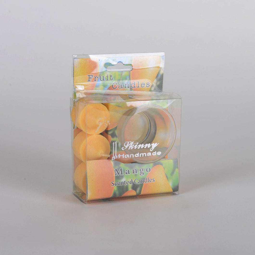 Fruit Scented Candle - Mango