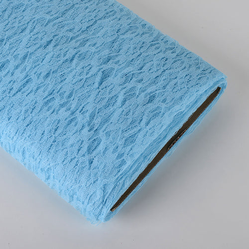 54 Inch Lace Bolt -  Light Blue