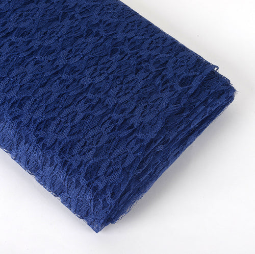 54 Inch Lace Bolt -  Navy Blue