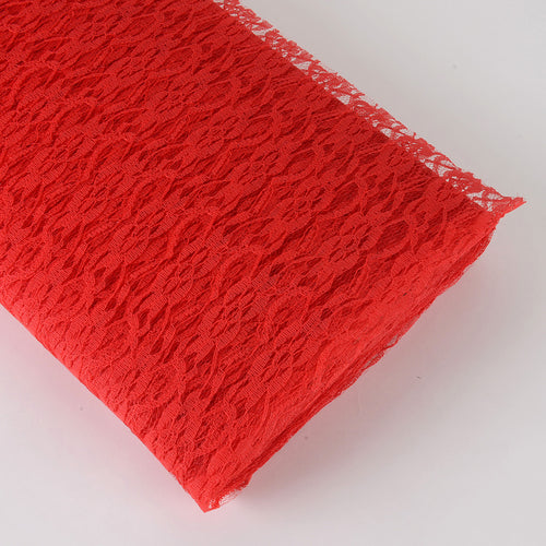 54 Inch Lace Bolt -  Red