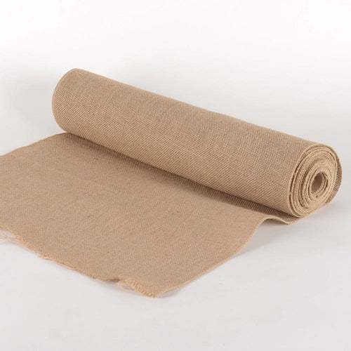 Natural Burlap Net Roll - ( W: 21 inch | L: 10 Yards )