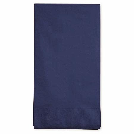 Navy Blue Party Pack Guest Towels 40pcs