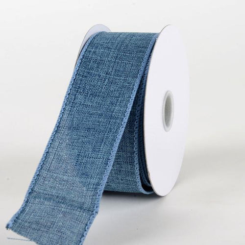 Demin - Canvas Ribbon - ( W: 1-1/2 inch | L: 10 Yards )