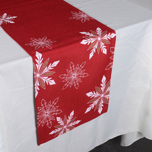 Winter Collection 13x90 Inch Table Runner W08
