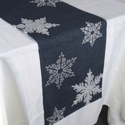 Winter Collection 13x90 Inch Table Runner W06