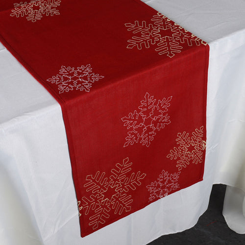 Winter Collection 13x90 Inch Table Runner W05