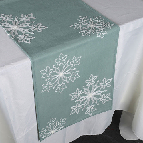 Winter Collection 13x90 Inch Table Runner W04